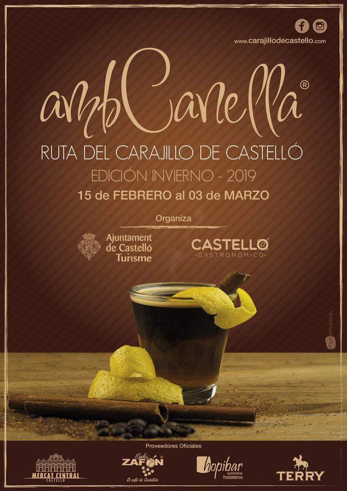 Ruta Carajillo Castellón