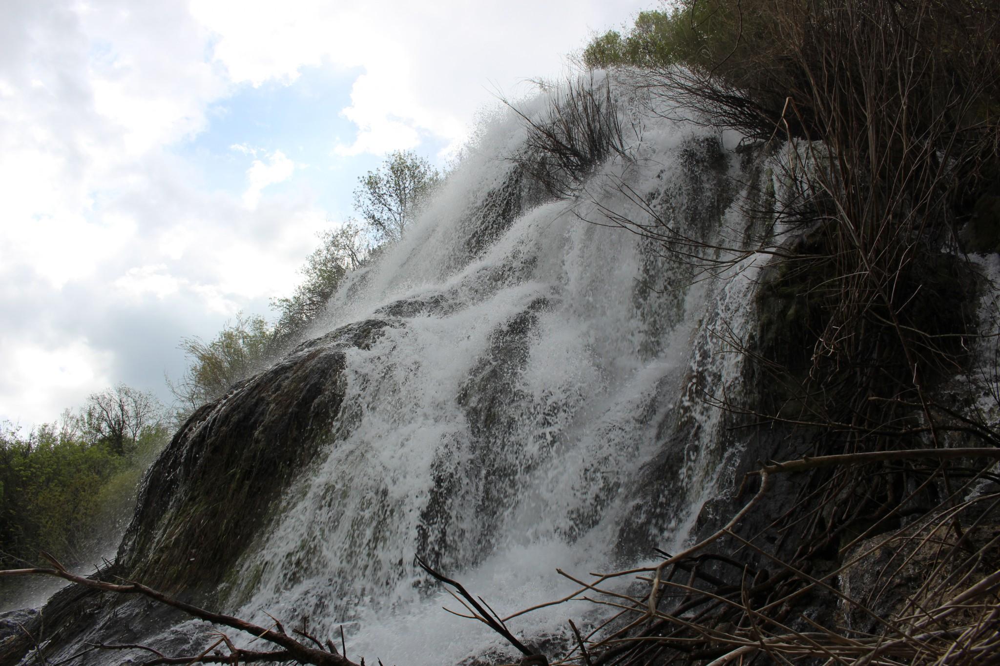 Castilla la Mancha con niños - Salto povedo - Alto Tajo