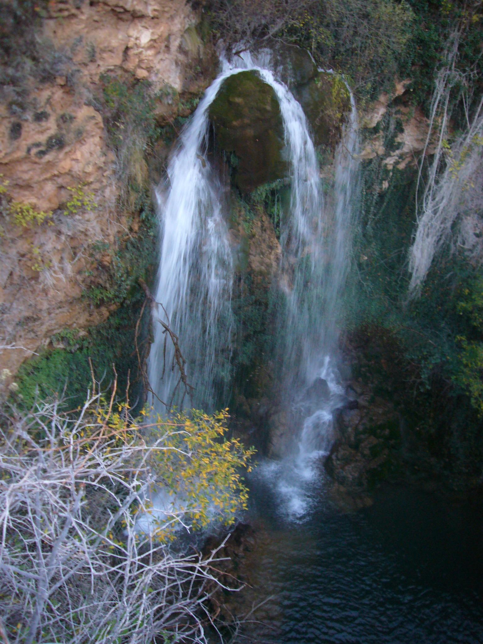 Nacimiento del río Mundo. Castilla la Mancha con niños