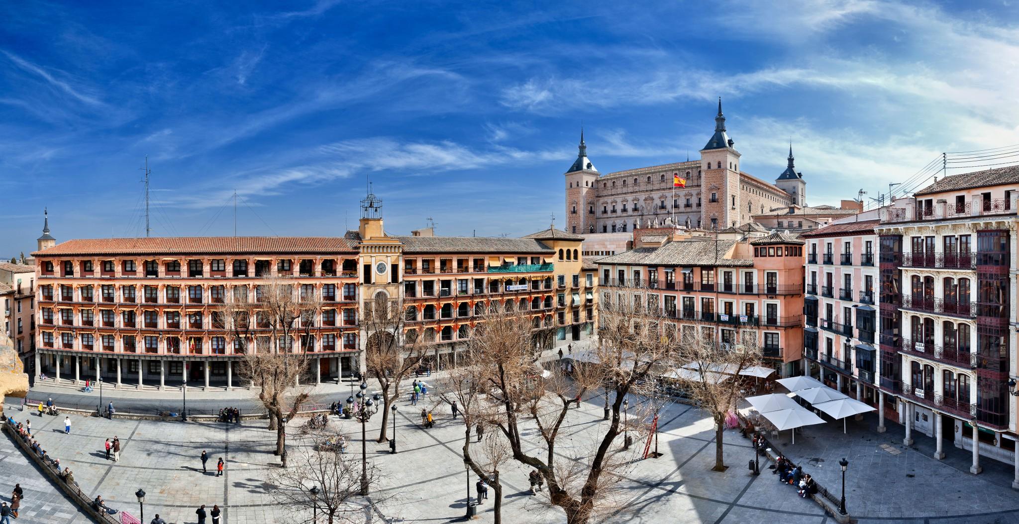 Toledo con niños - Viajar a Castilla la Mlancha con niños