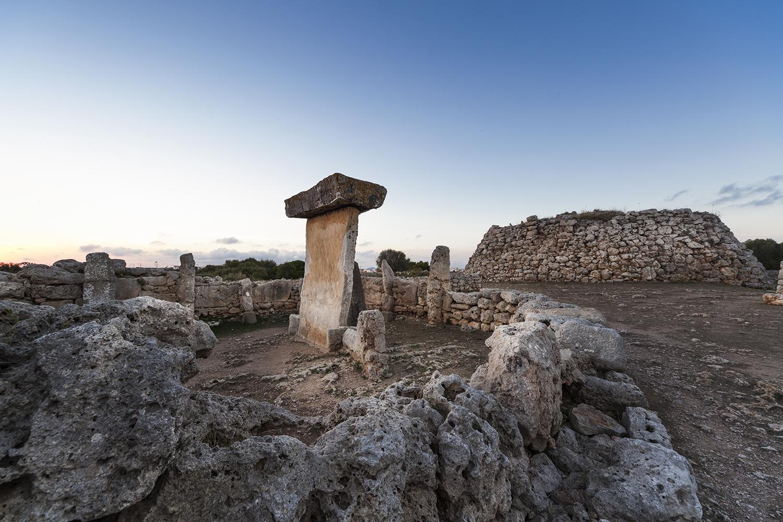Poblado talayótico de Trepucó- Menorca turismo