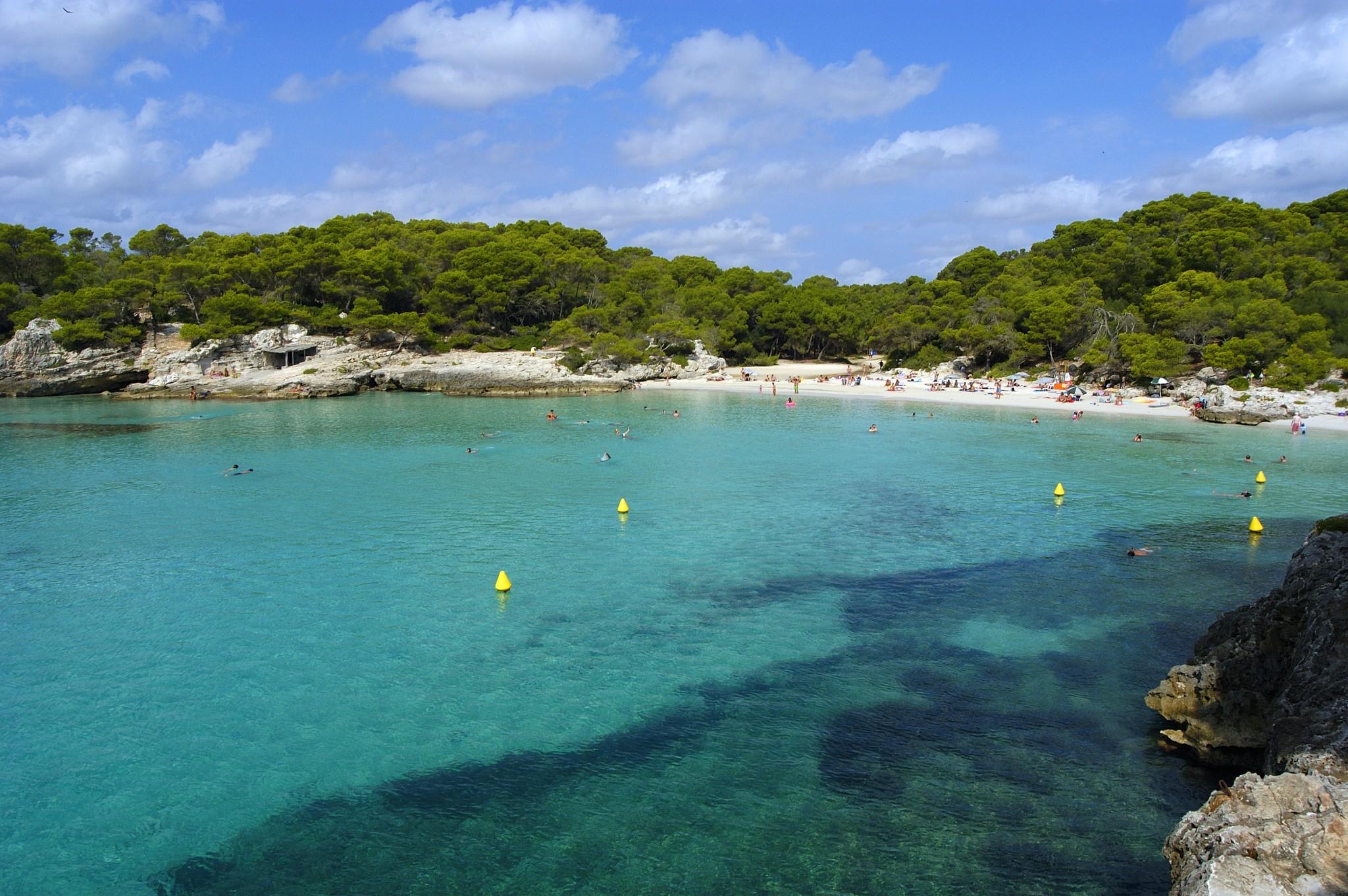 Menorca calas - Visitar Menorca
