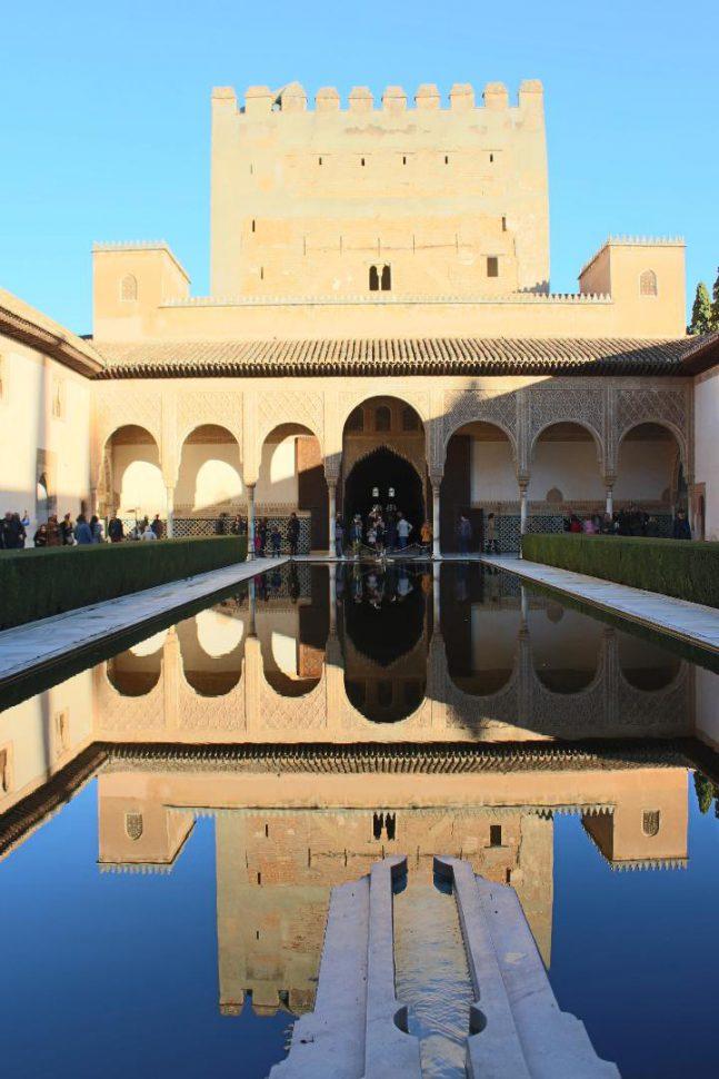 Granada - mejores viajes España octubre