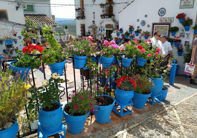 Festival de los balcones y rincones de iznajar 2019 - Visitar Iznajar