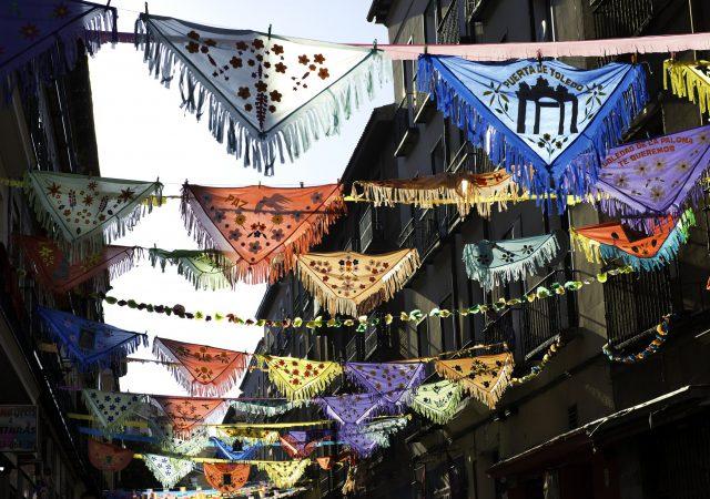 Fiestas Madrid 2019. Fiestas de San Cayetano, Fiestas de San Lorenzo, Fiestas de la Paloma