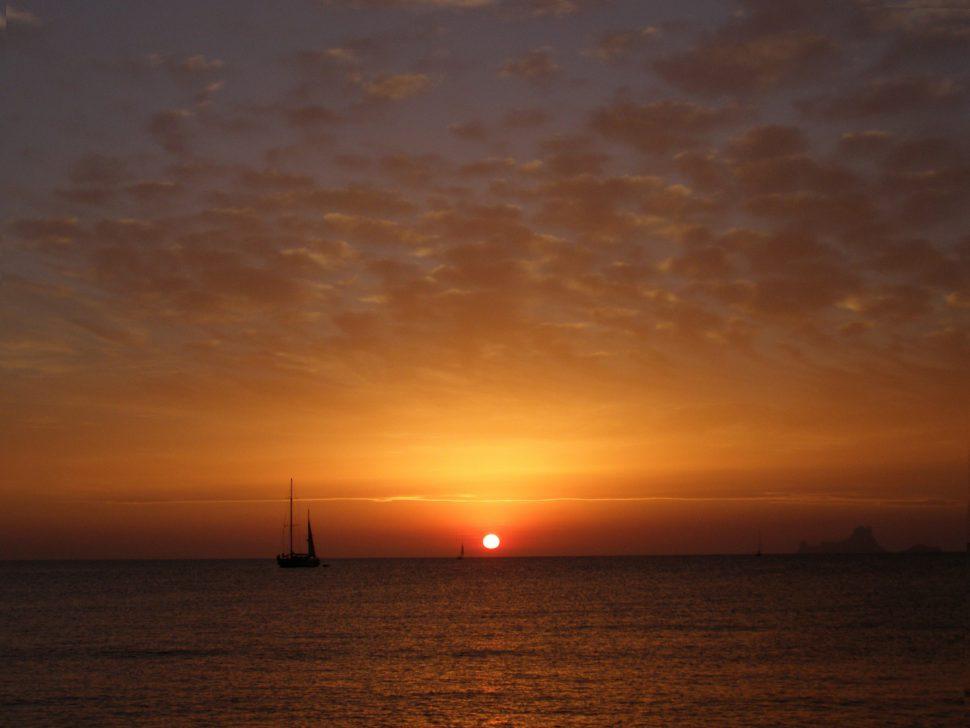 fotos de amaneceres Formentera