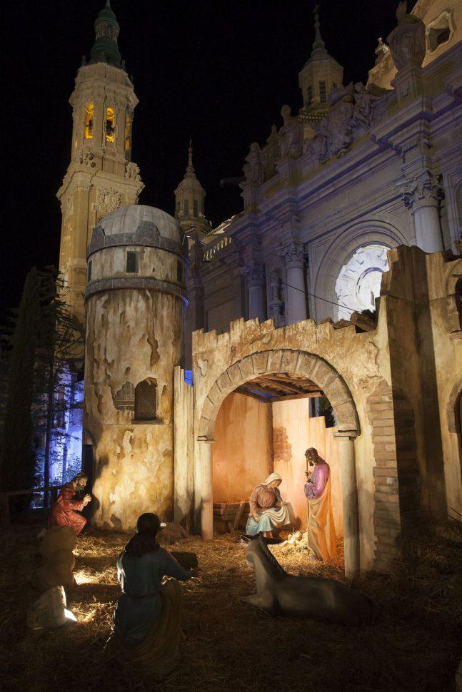 Viajar en Navidad por España - Zaragoza