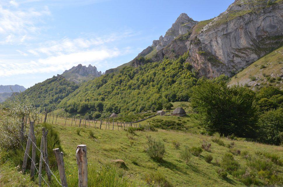 Parque Natural de Somiedo casas rurales con encanto asturias
