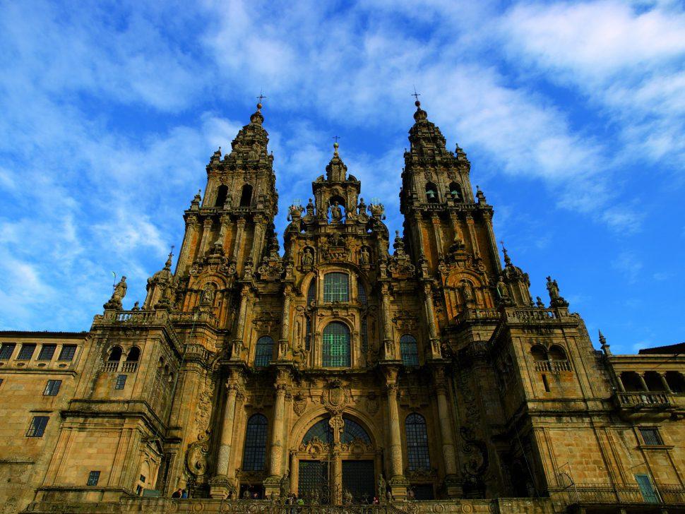 Santiago - mejores ciudades universitarias España