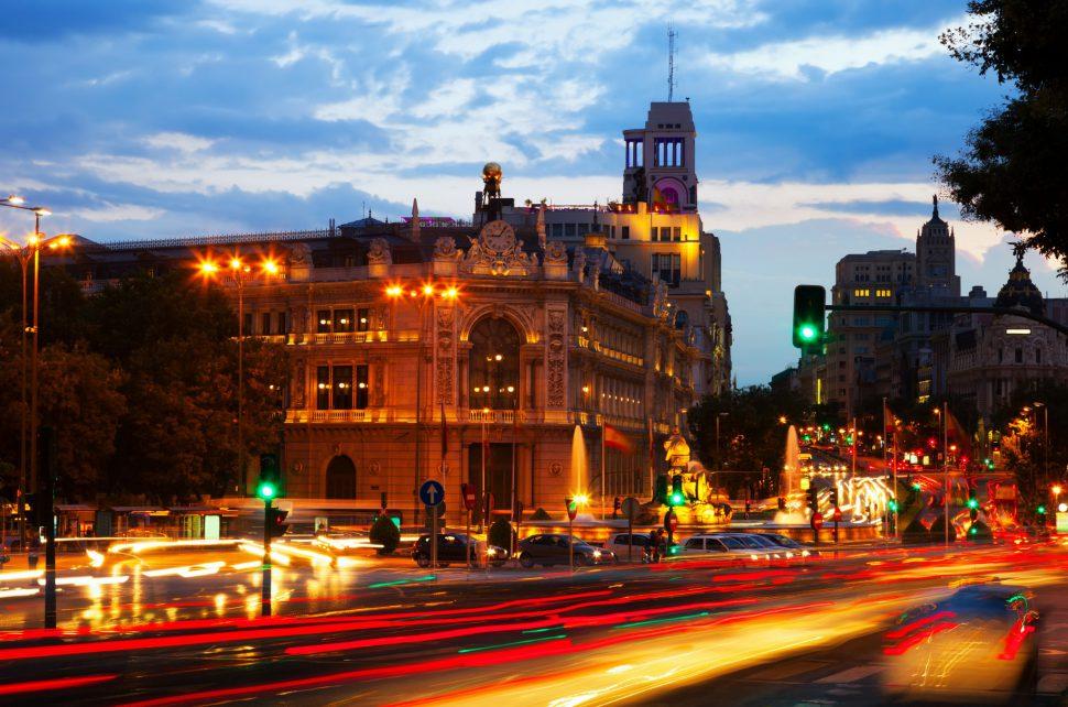 viaja a Madrid en traslado privado