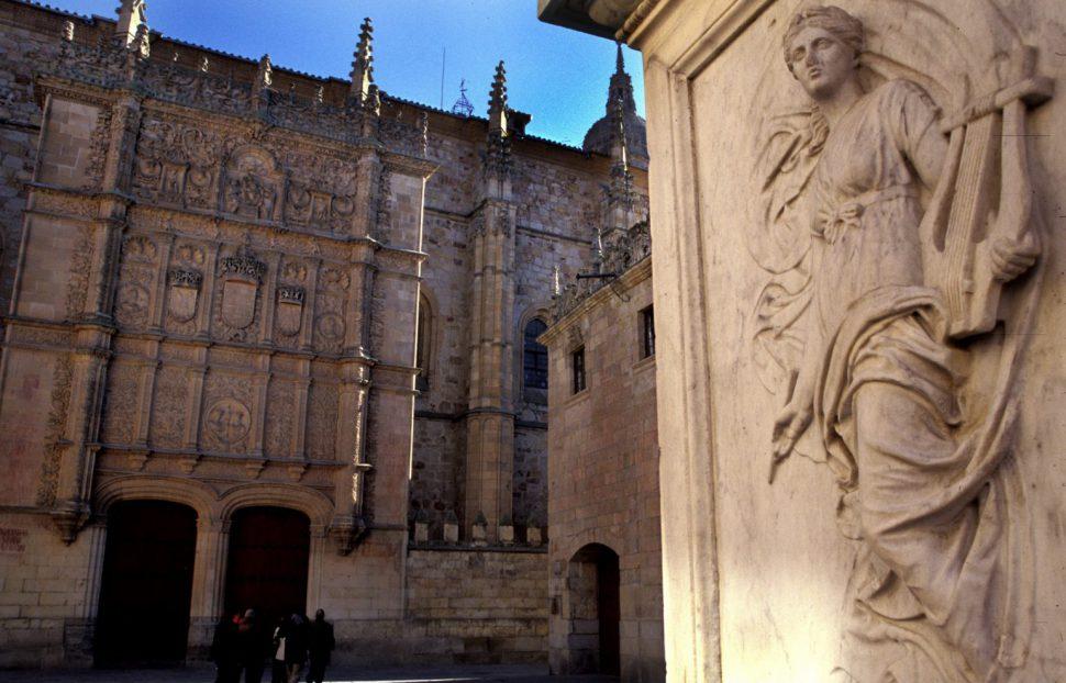 Salamanca - mejores ciudades universitarias España