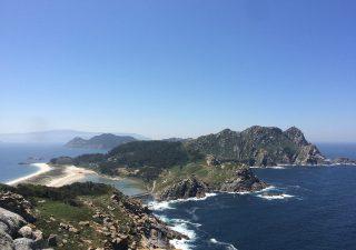 viaje a las islas cies
