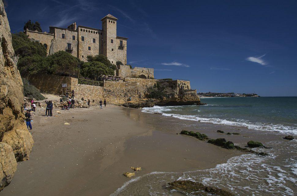 Cala Jovera - mejores calas Tarragona
