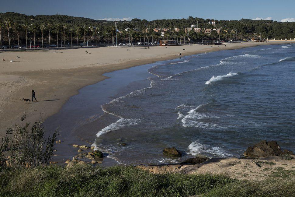 La Arrabassada - playas de tarragona