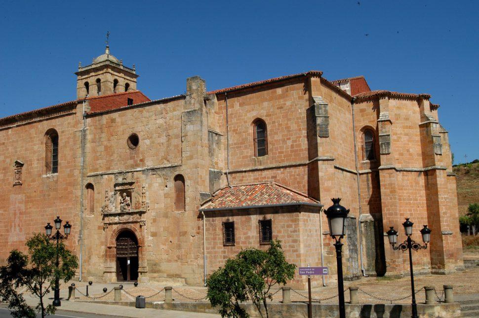 Concatedral de San Pedro - que hacer en Soria