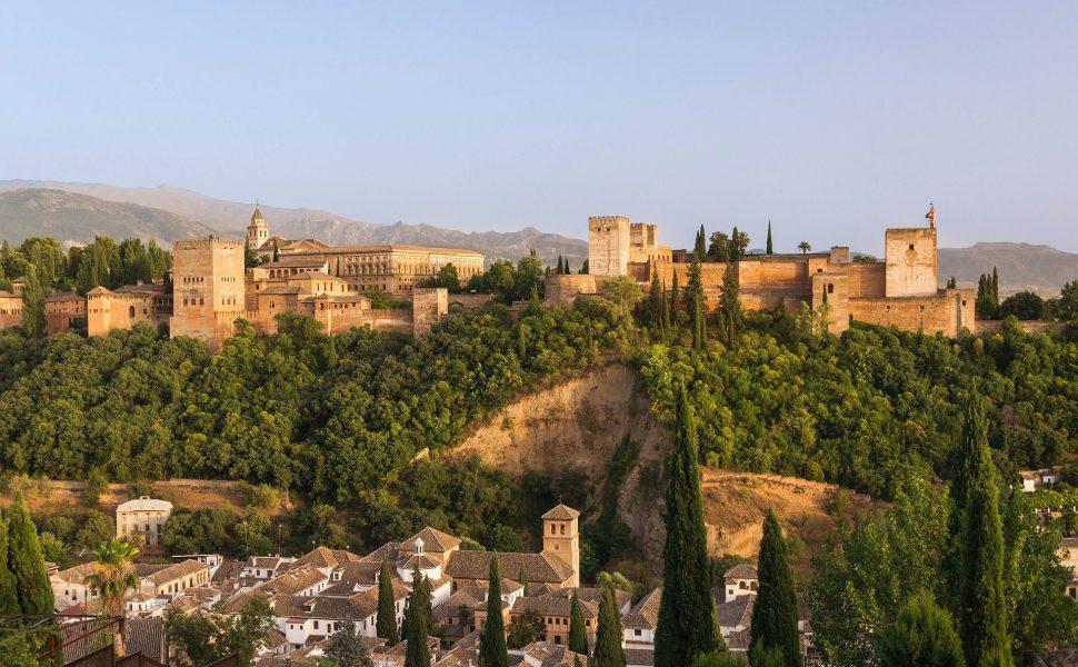 Vistas de la Alhambra