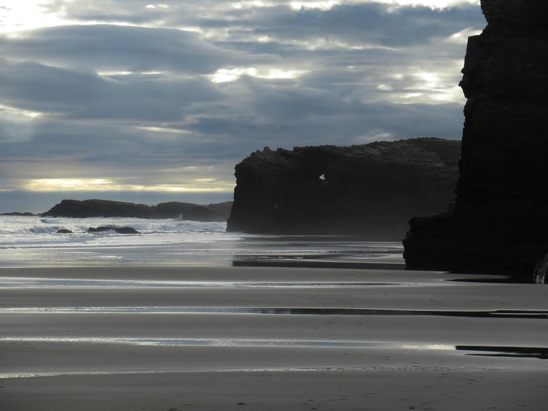 playa de las catedrales - Galicia