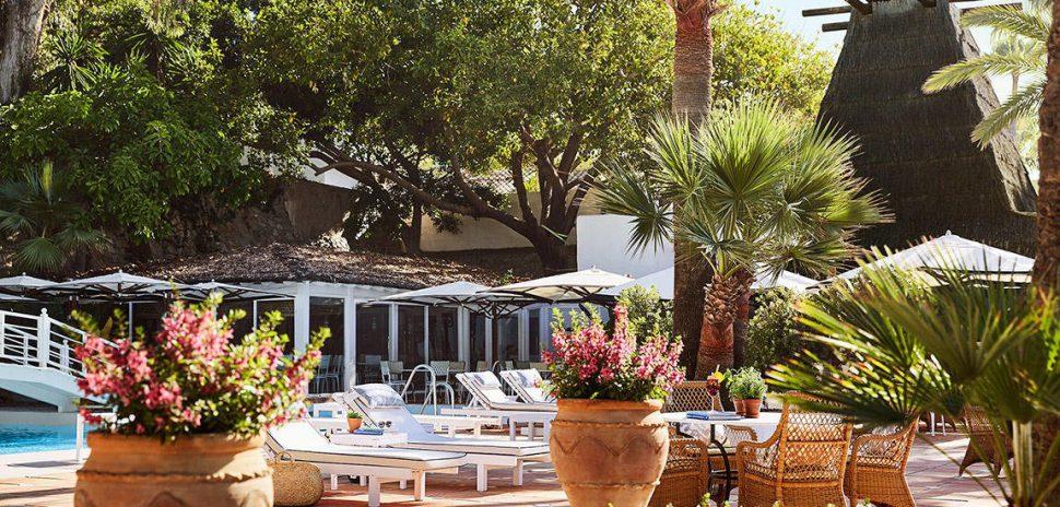 Marbella Club Hotel - mejores hoteles de lujo en Marbella