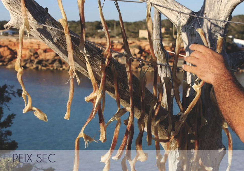 peix sec - comer en Formentera