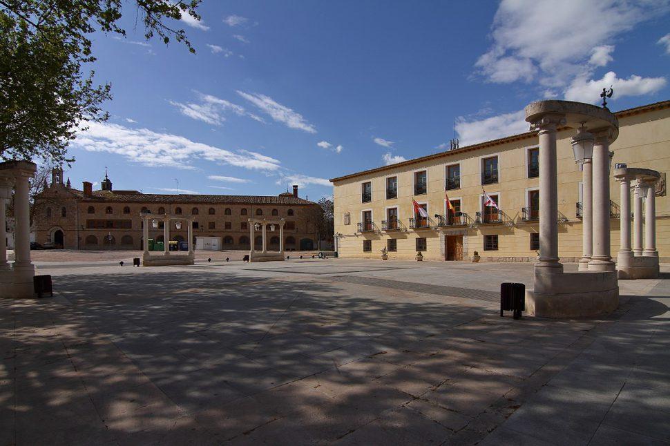 Tarancón - Palacio de los Duques de Riánsares