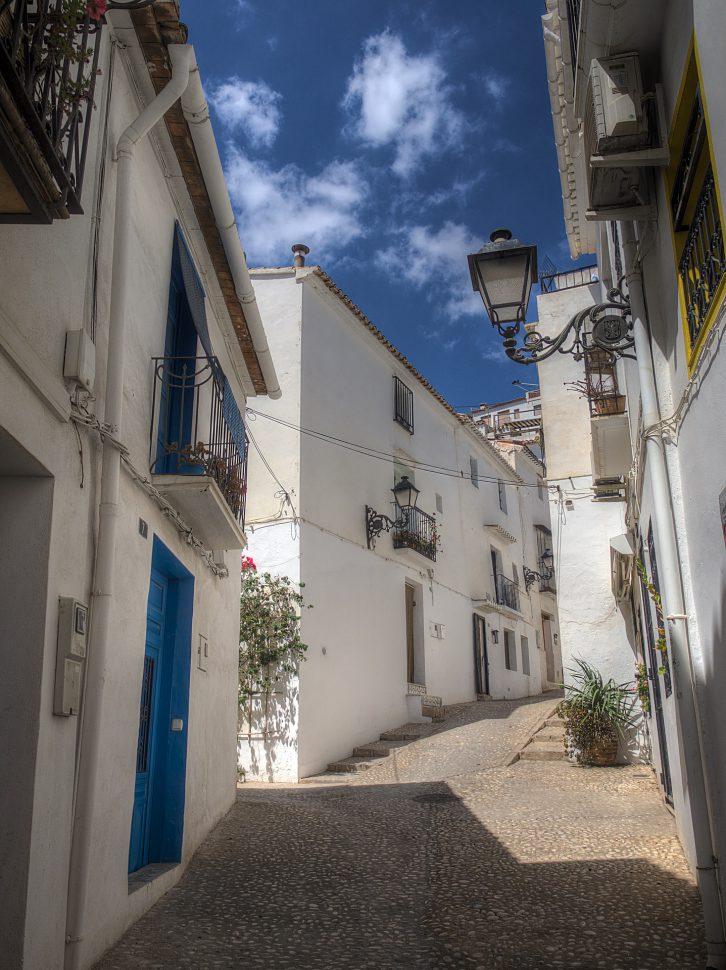 Altea Costa Blanca Alicante