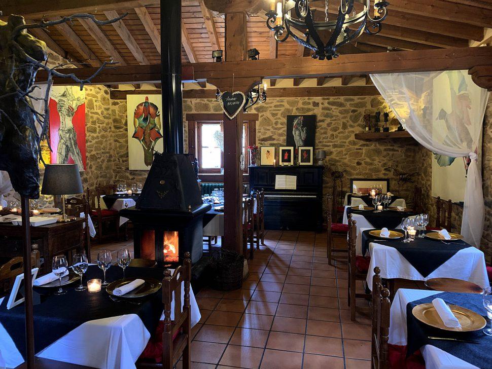 restaurante Anade Malgache sierra norte madrid