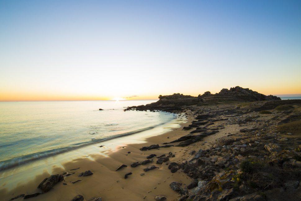 Playa de Baroña - mejores playas galicia