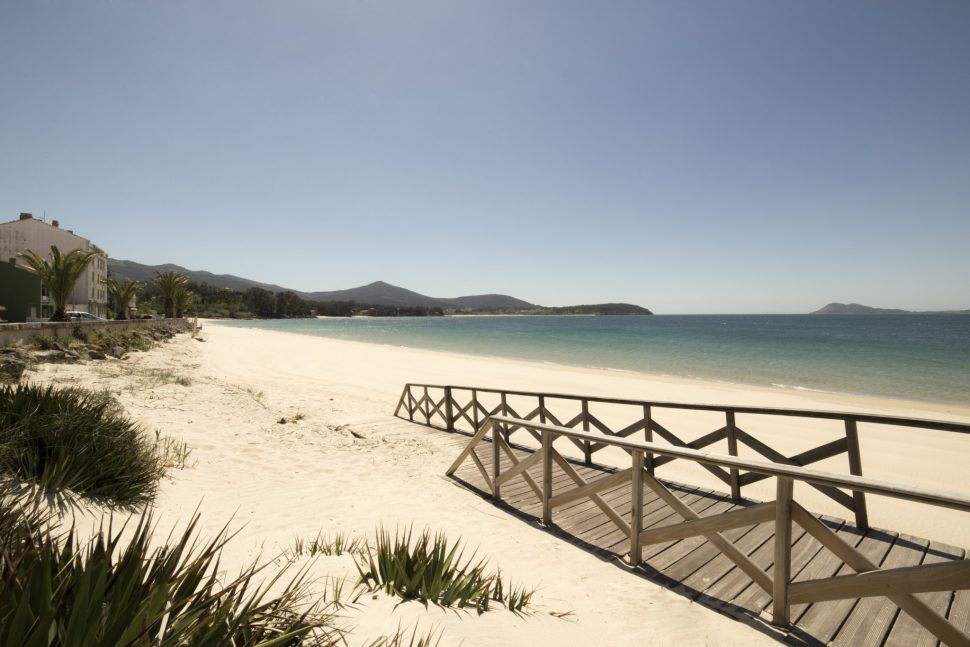 playa de Coira - mejores playas galicia