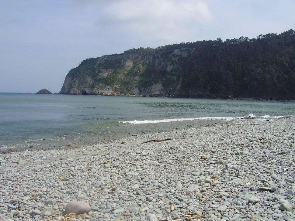 mejores playas costa verde La concha de Artedo