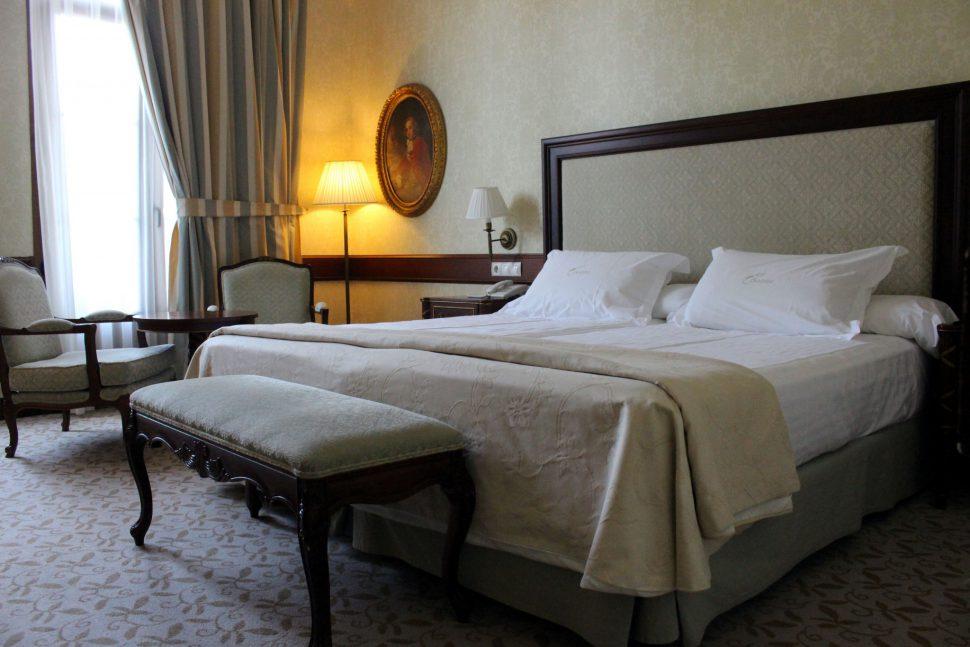 habitaciones hotel candido