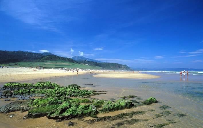 Playa de la Vega Ribadesella
