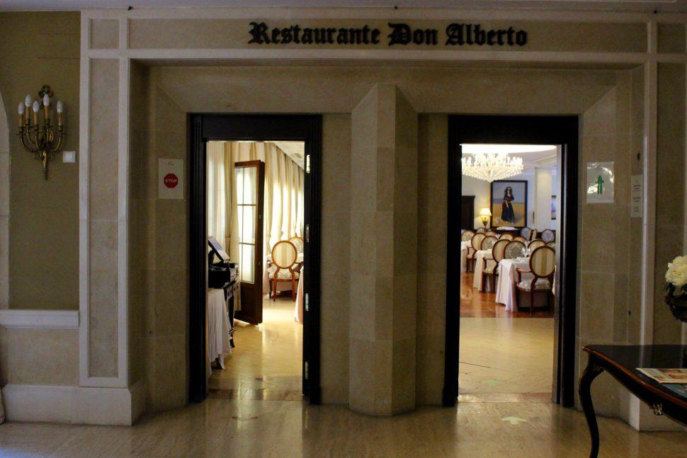 Restaurante Don Alberto Hotel Candido