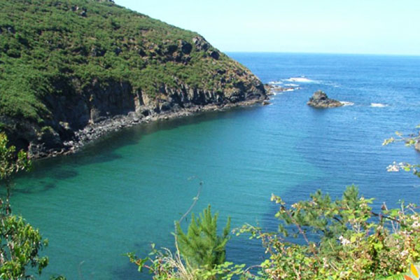 mejores playas costa verde playa taurán